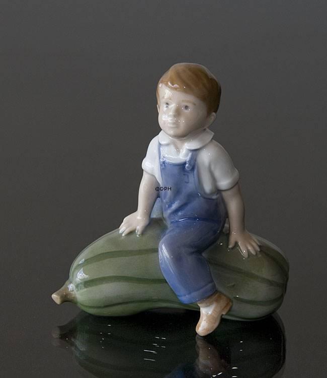 end kinesisk dreng sculpture