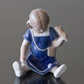 Else spiser is, Royal Copenhagen figur