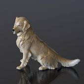 Golden Retriever, Royal Copenhagen hunde figur
