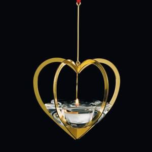 Årets julestage 2005, Hjerte. Holmegaard Christmas | År 2005 | Nr. 4800405 | DPH Trading