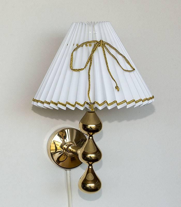 Lampeskærm til Asmussen væglampe dråbe