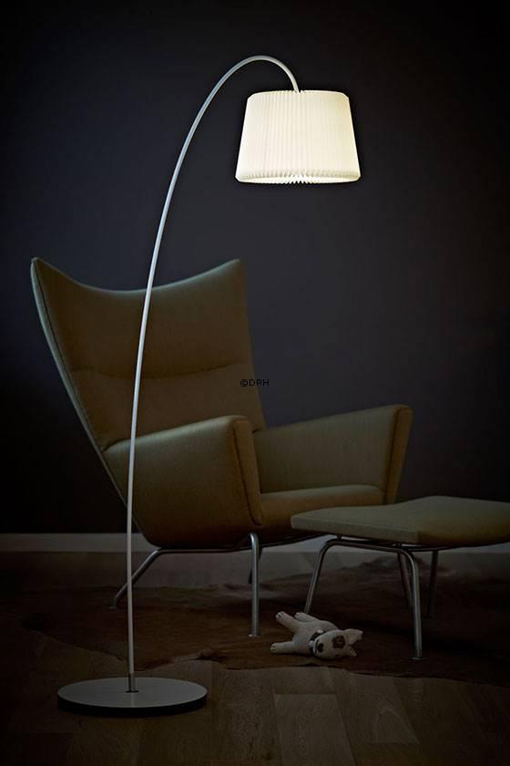 Le Klint Standerlampe Hvid