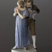 Frieri, Royal Copenhagen figur