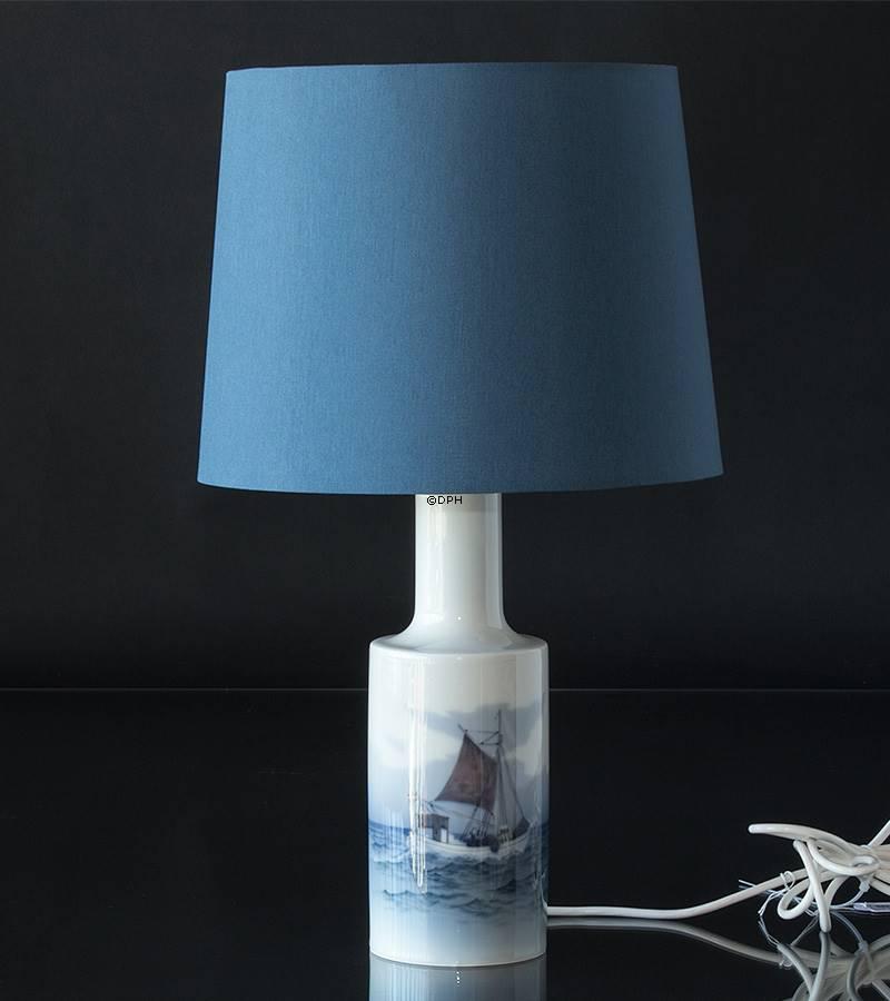 Lampeskærm til Royal Copenhagen lampe