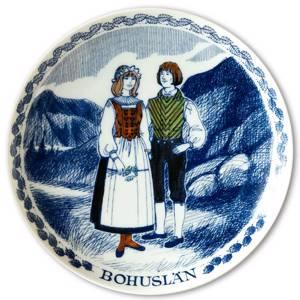 Svenske Folkedragter Nr. 1 Bohuslän Tjörndräkten