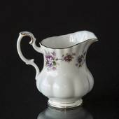 Royal Albert Sweet Violets Flødekande