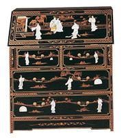 orientalske vægskærme og billeder kinesiske orientalske stole bænke ...