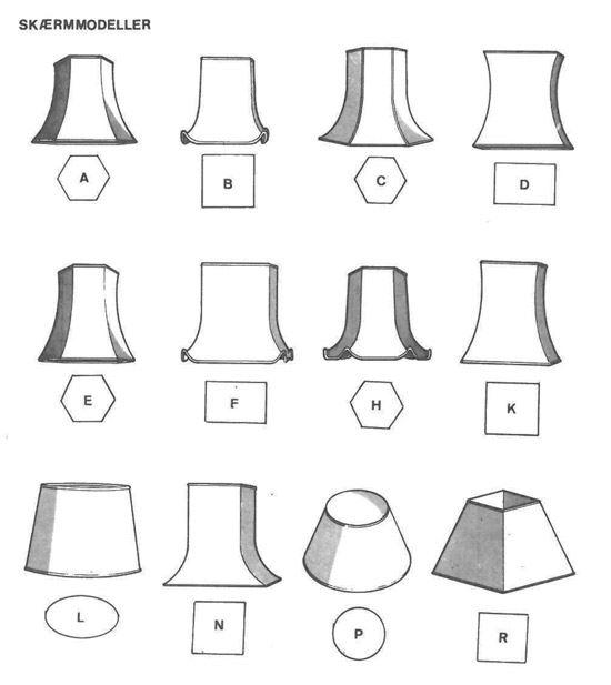 Skærmstativ lampe | Opførelse af huse fra en bar