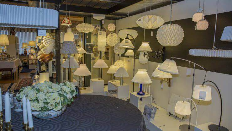 Le klint lamps in Odense - Huge selection