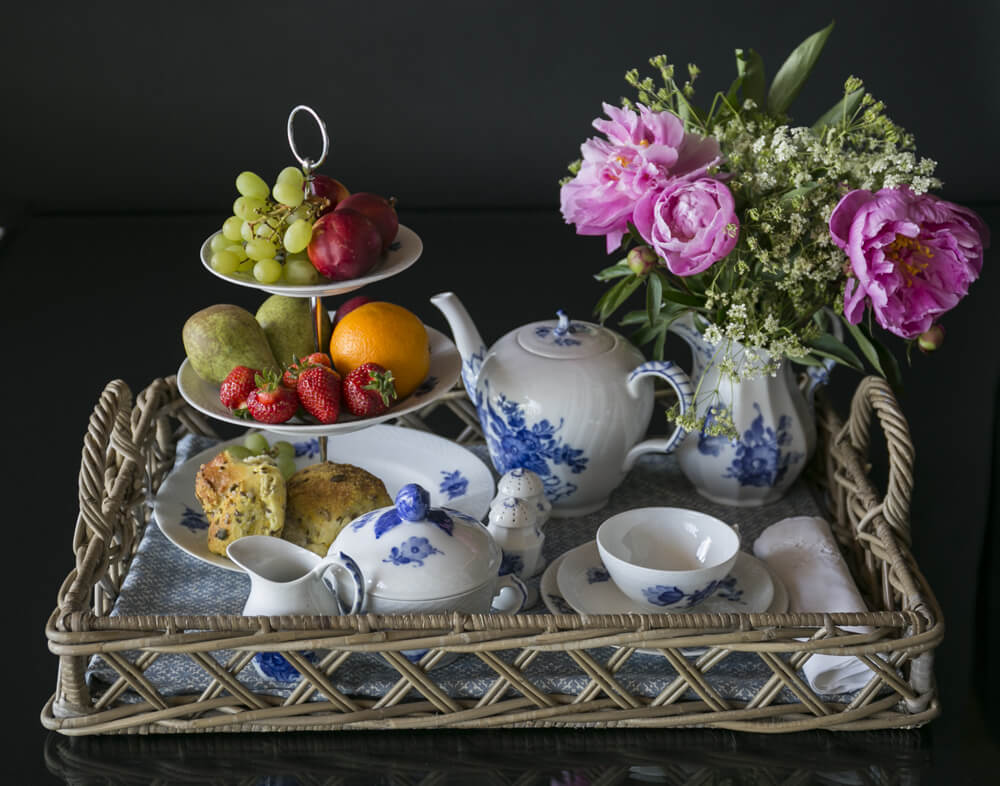 Royal Copenhagen Blue Flower Tableware