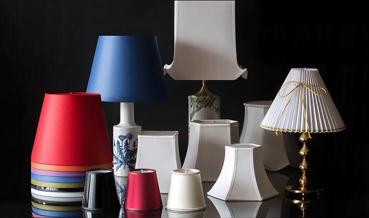 Splinternye Lampeskærme | Danmarks største udvalg - Spar op til 50% CN-13