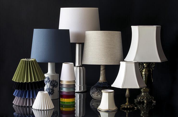 Fabriksnye Lampeskærme | Danmarks største udvalg - Spar op til 50% CS-41