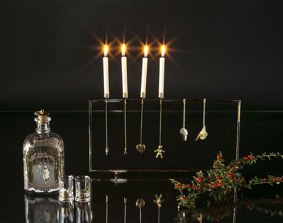 Georg jensen ornamenter